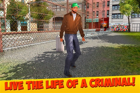 Crime City Shooter 3D Full screenshot 1