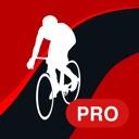 Runtastic Road Bike PRO GPS Fahrradcomputer, Touren & Routen Tracker