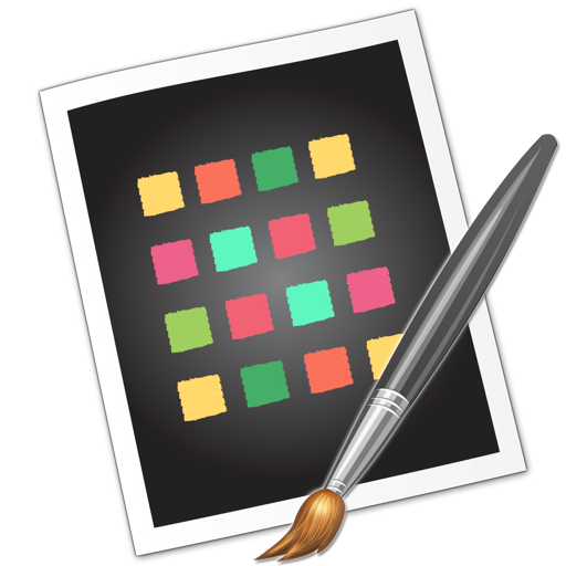 颜色提取工具 mColorDesigner for Mac