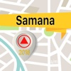 Samana Offline Map Navigator and Guide