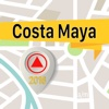 Costa Maya Offline Map Navigator and Guide