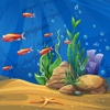 Fish World Match Animals - Match Fishing for Family