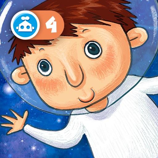 Tinman Arts-小小科学家-在月球上跳高【早教有声书】