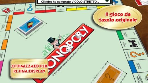 MONOPOLY Game Screenshot