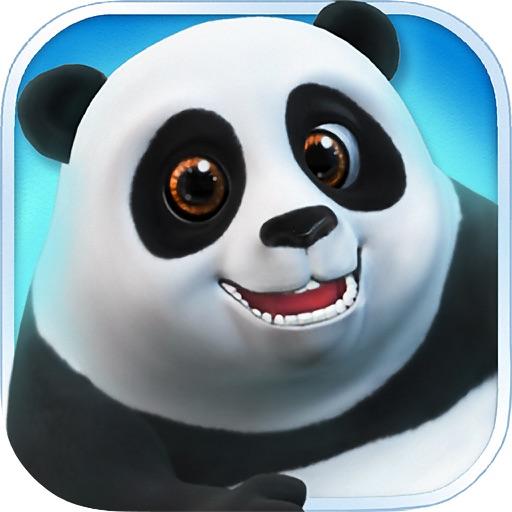 会说话的功夫熊猫