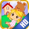 Goldilocks And The Three Bears HD - interactive story for kids