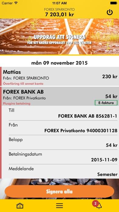 Forex internetbank app