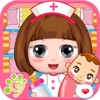 Belle's Nursery Baby Caring Center - Kids Hospital Doctor Game