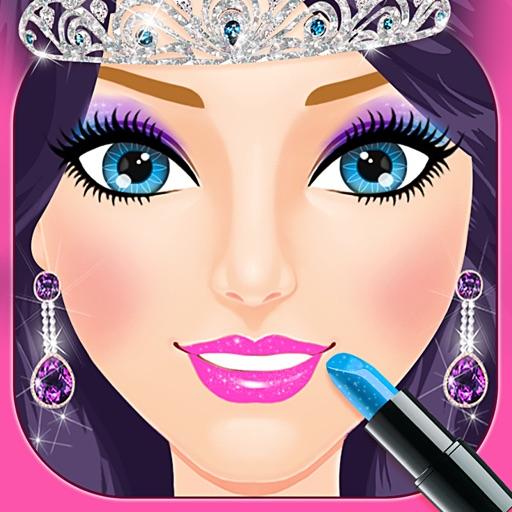 Princess Royal Fashion Salon - Dress Up & Makeup iOS App