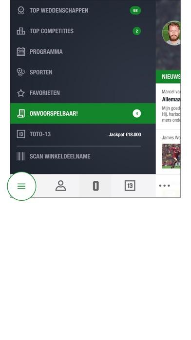 Download TOTO App