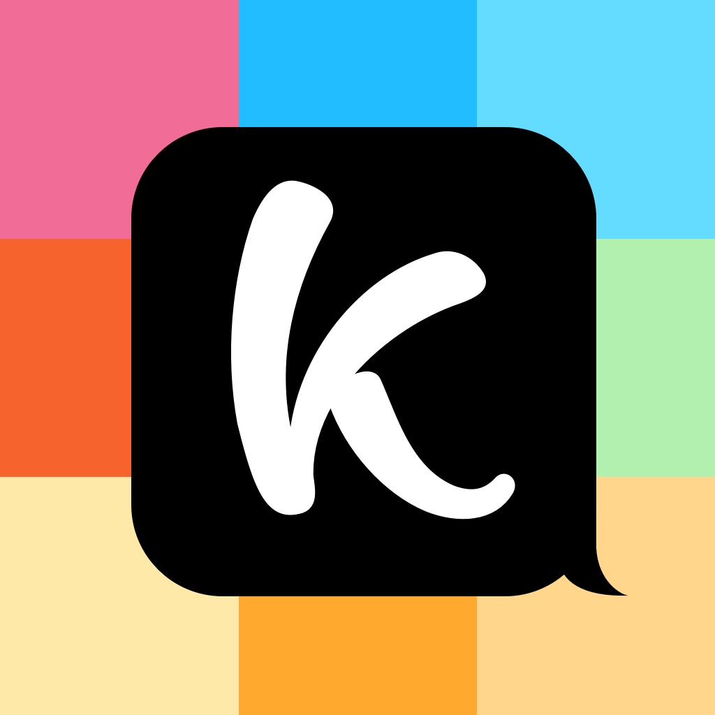 Kanvas Keyboard - Gifs & Stickers