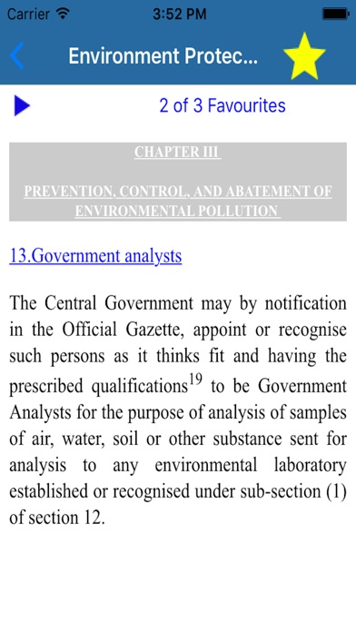 essay on environmental protection act