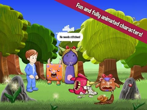 Teddy is Missing - A Storyshape Adventure screenshot 2
