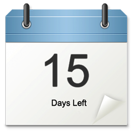 倒计时软件 Countdown widget For Mac