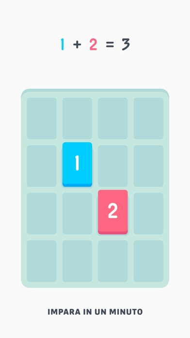 Threes! Free Screenshot