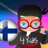 Professor Ninja Finnish für Kinder