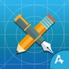 Graphic Design Pro™ - Full-featured vector drawing and illustration application