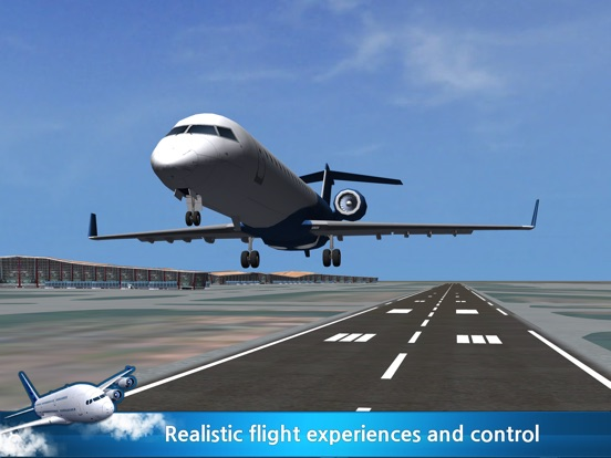 Easy Flight - Flight Simulator Screenshots