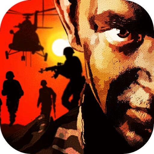 Warlord Revolution - Fight the Terrorist Forces in Best Commando Shooting Game iOS App