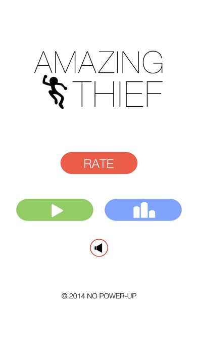 Screenshots of Amazing Thief for iPhone