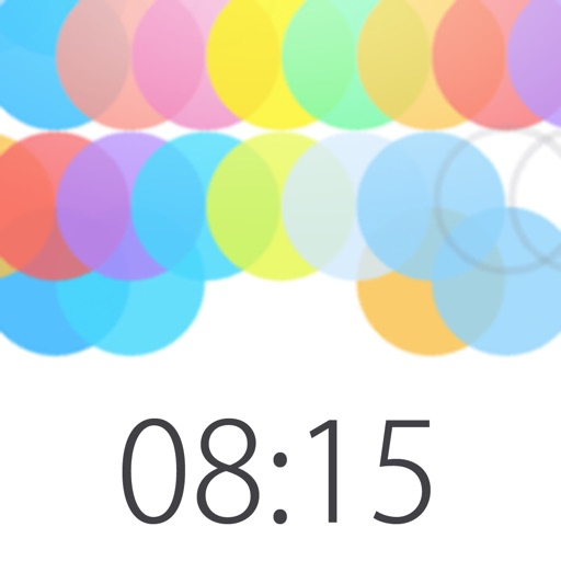 relax alarm clock with seconds -TOKITAMA- iOS App