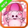 Playful Pig - Gratis Abenteuer Spiele