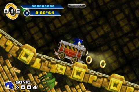 Sonic The Hedgehog 4™ Episode I screenshot 2