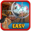 Free Hidden Object : Merry Go Round – We Hide it & You Spot it – Solve Pocket Puzzle to Find Missing Objects