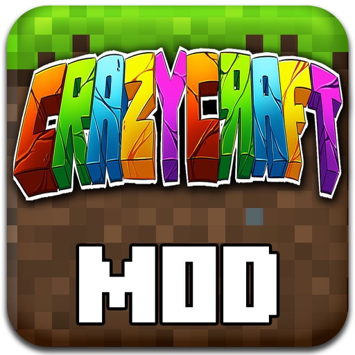 CRAZY CRAFT MOD FOR MINECRAFT PC EDITION