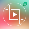 Crop Video Square FREE - Square Video or Crop Zoom Rotate Trim Your Movie Clip or Landscape Vid into Square or Rectangle Size for Instagram