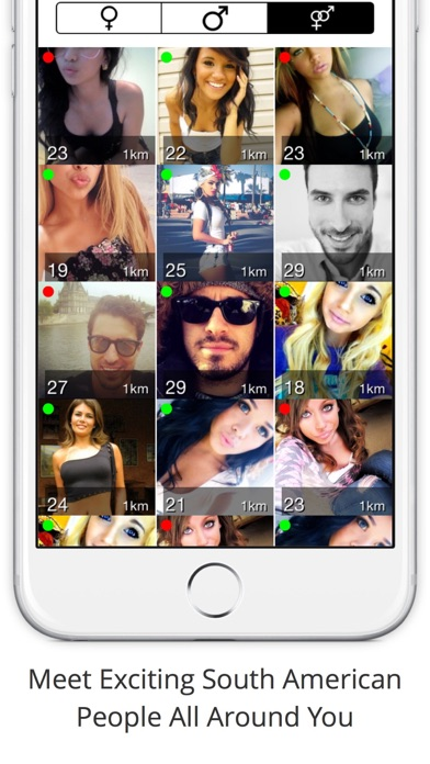 download Conquistame - South American Dating App! Meet Latino Singles, Chat and Love apps 1