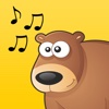 Sounds of animals for kids - preschool and kindergarten educational games for babies HD touch