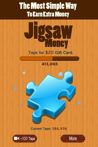 Jigsaw Money - Make Money Tapping screenshot 4