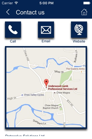 Datasolve Solutions screenshot 3
