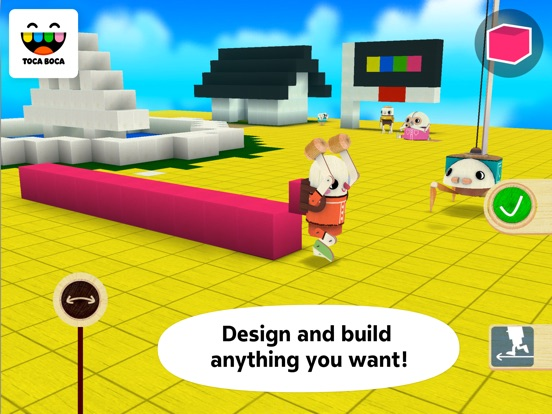 Screenshot #1 for Toca Builders