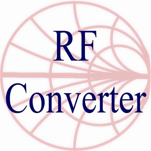 RF Converter iOS App