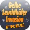 Gelbe Leuchtkäfer Invasion Gratis - Weiche Den Leuchtkäfern Aus