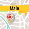 Male Offline Map Navigator und Guide