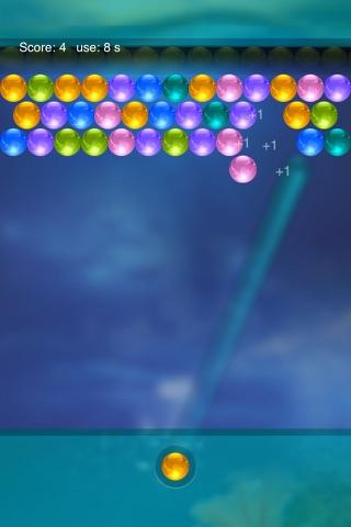 Puzzle Bobble Classic Happy screenshot 2