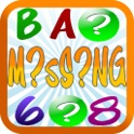 Find Missing Numbers and Alphabets icon