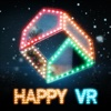 Transparent House Happy VR: Celebrate the Holidays in Immersive VR