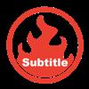 Subtitle Burner
