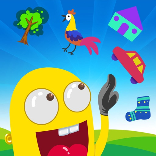 Spanish Puzzle for Kids: funny puzzle games iOS App