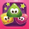 Candy Nom Nom - Play Connect the Tiles Puzzle Game for FREE !