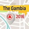 冈比亚 離線地圖導航和指南