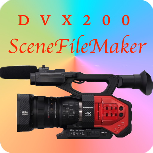 SceneFileMaker for DVX200