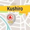 Kushiro-shi Offline Map Navigator und Guide