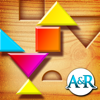 My First Tangrams for iPad - A Wood Tangram Puzzle Game for Kids - Perfect for Montessori method