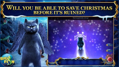 Christmas Stories: Puss in Boots - A Magical Hidden Object Game-2