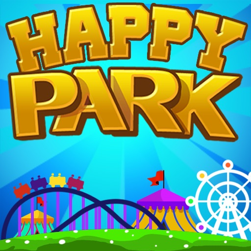 Happy Theme Park【模拟经营】